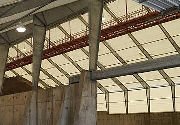 Dispelling the Myths Of Fabric Building Design
