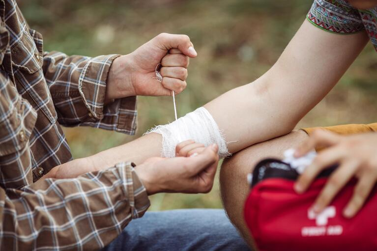 Going Camping? A Guide On What You Should Bring On Your First Aid Kit