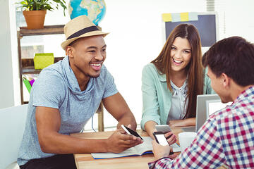 Happiness at Work: Why Your Company Culture Can't Do Without It