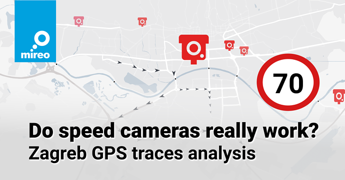 Telematics help in better speed camera placement