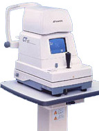 eye exam for glaucoma uses a tonometer to measure fluid pressure in the eye