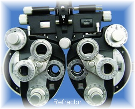 Refractions from Master Eye Associates eye doctors in Austin TX