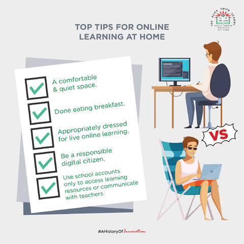 Virtual learning for Secondary Students: What, Why and How