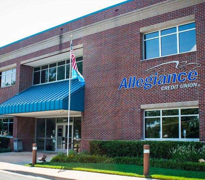 Allegiance Credit Union Main Branch