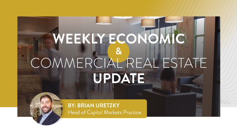 Weekly Economic and Commercial Real Estate Update October 6th