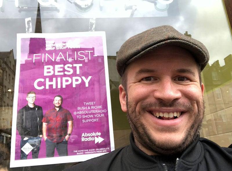 Absolute Radio Best Chippy