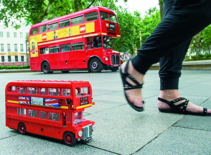 Routemaster Bus Hire