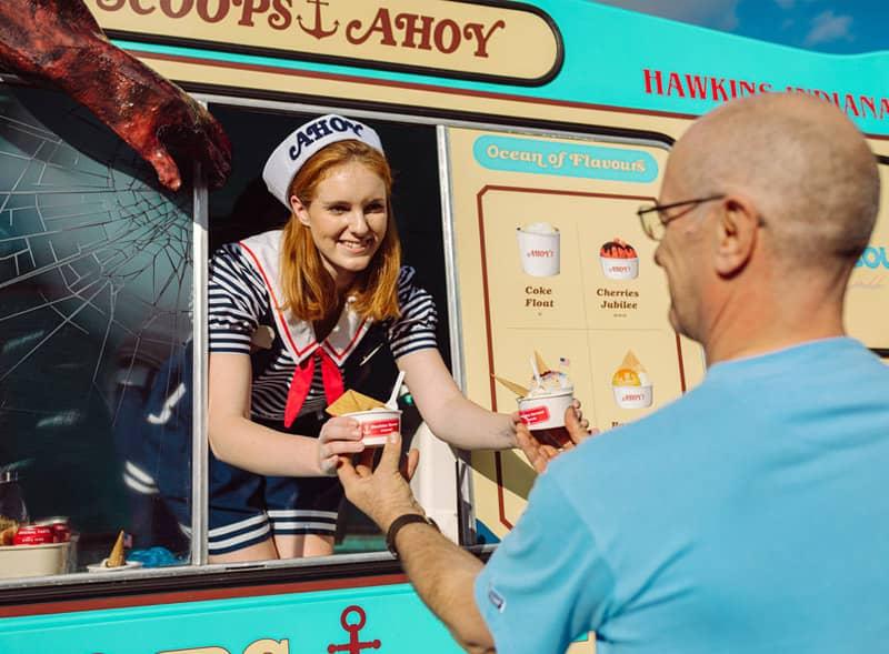 Promotional Ice Cream Van Hire