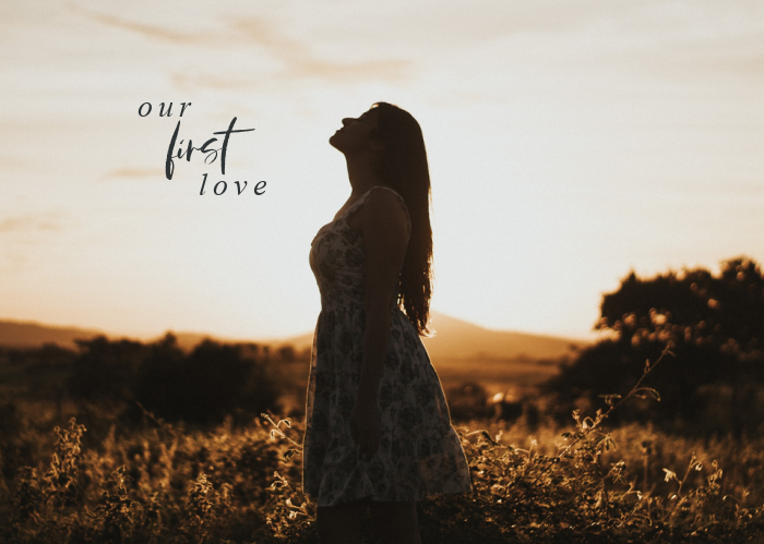 Our First Love   Jan. Monthly Blog