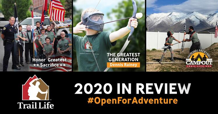 Top Trail Life Posts of 2020