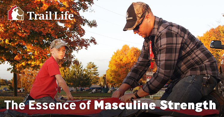 The Essence of Masculine Strength