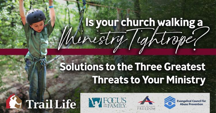 Walking the Ministry Tightrope: Religious Freedom, Child Safety, & Gender Confusion
