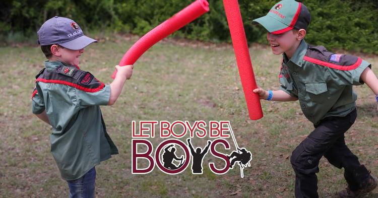 Boy Scouts of America Should Let Boys be Boys