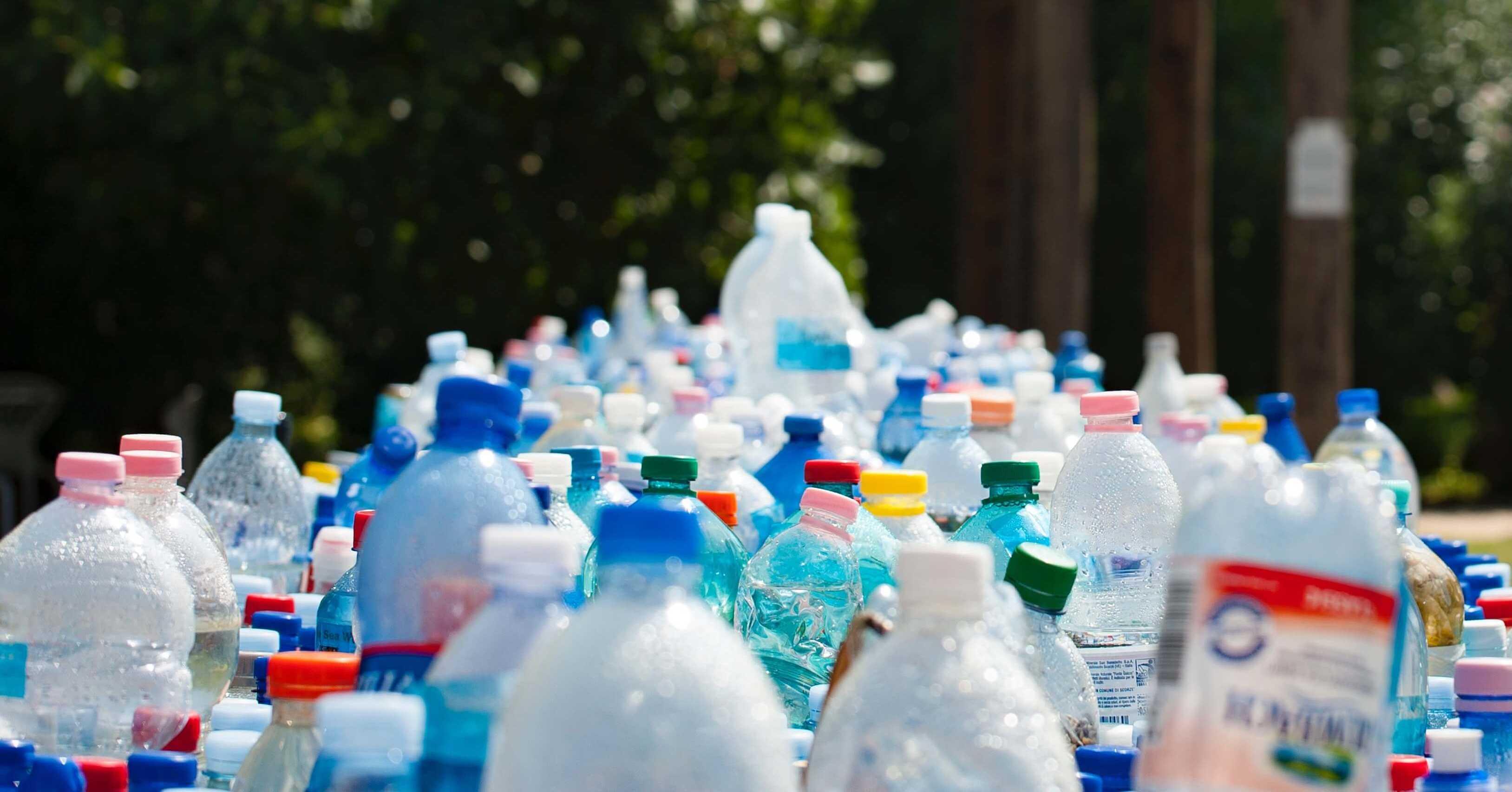 plastic bottle waste reduce maintenance costs
