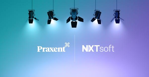 Praxent and NXTsoft partnership