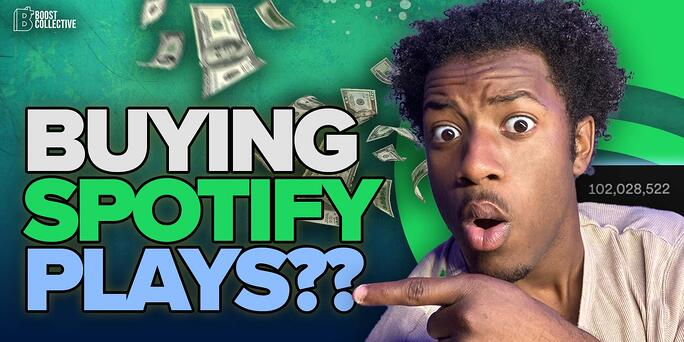 Buying Spotify Plays (Read This First)