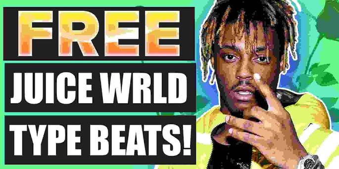 Top 20 FREE Juice Wrld Type Beat!