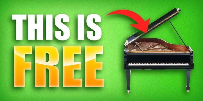 Free Grand Pianos - Get One Today!