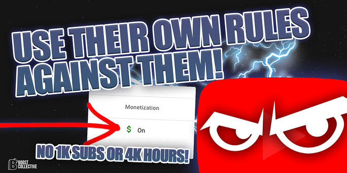 Monetize Your Music On YouTube Without 1,000 Subscribers & 4,000 Hours Of Watch Time