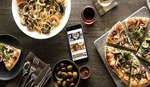 Ideas for promoting a restaurant using fintech