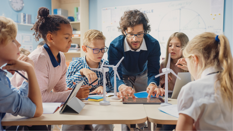 Engineering All Around: Design Challenges For Every Classroom