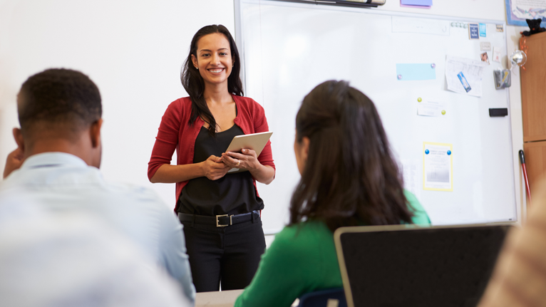 Changing the Culture of Professional Learning Through Micro-Credentialing