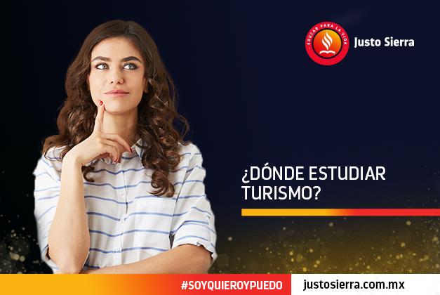 ¿Dónde estudiar Turismo?