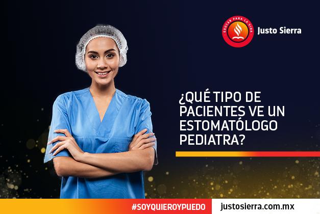 ¿Qué tipo de pacientes ve un Estomatólogo Pediatra?