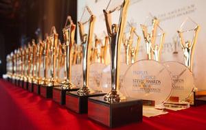 BlackRock Wins 2017 Stevie Award
