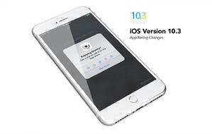 App Rating Changes in iOS 10.3 Update