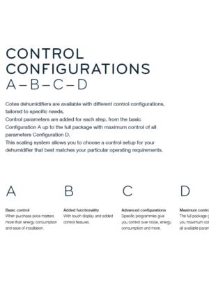 Konfiguration af C-versioner