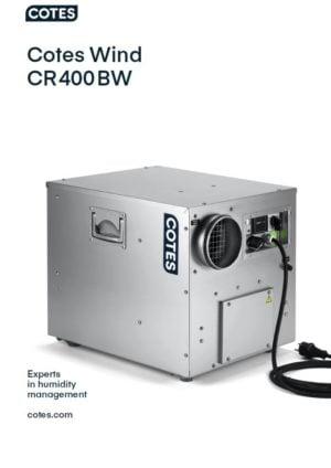 Cotes Wind CR400BW