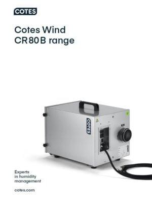 Cotes Wind CR80B