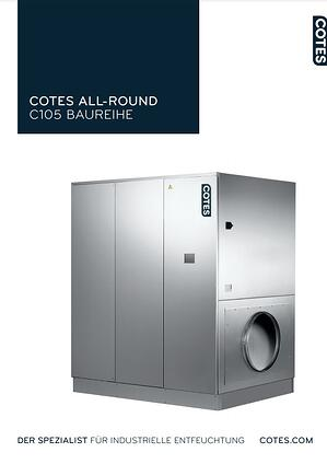 COTES ALL-ROUND C105 BAUREIHE