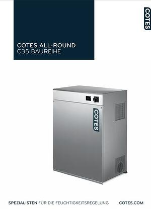 COTES ALL-ROUND C35 BAUREIHE