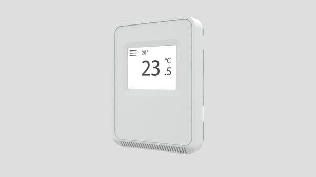 Upgrades to the Veris TW Series of Indoor Temperature Sensors