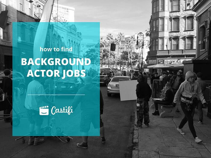 How to Find Background Actor Jobs