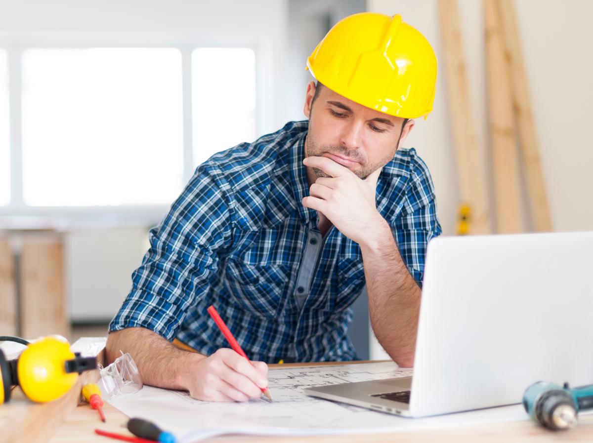 Marketing data for contractors