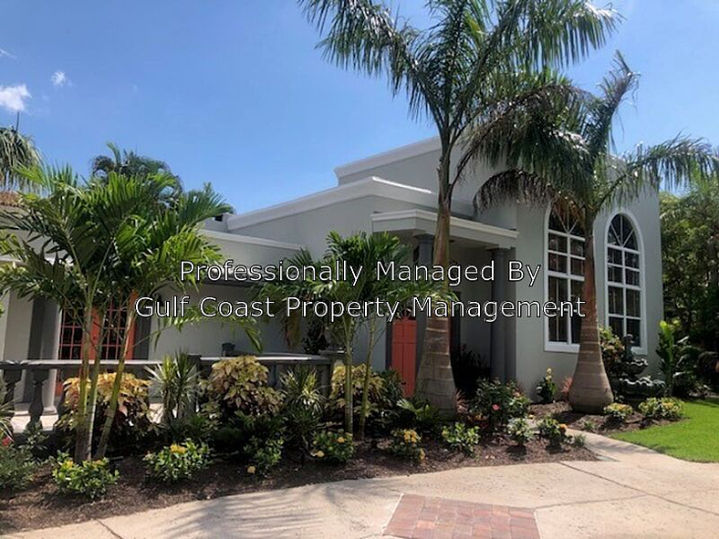 Port Charlotte Property Management and Care Includes Your Landscaping!