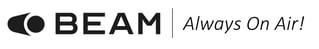 Beam Logo, Always on Air!