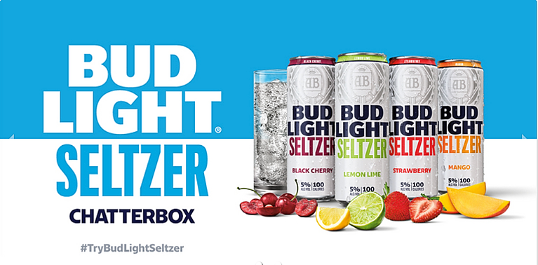 174% Increase in Purchase Intent for Bud Light Seltzer