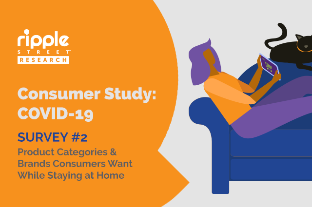 Homebound Consumers Eager to Try Food, Household Products, and Entertainment Brands