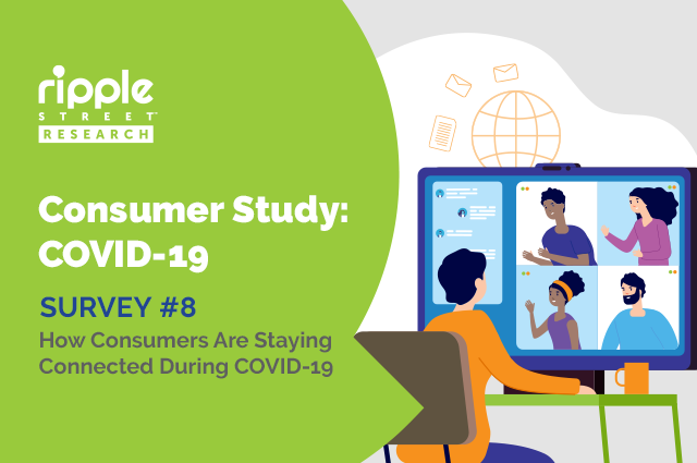 How Consumers Are Staying Connected During COVID-19