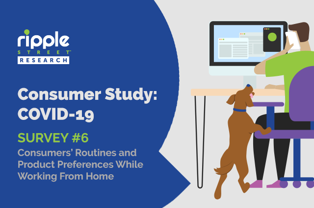 WFH Consumers Try to Maintain Structure and Upgrade Home Offices