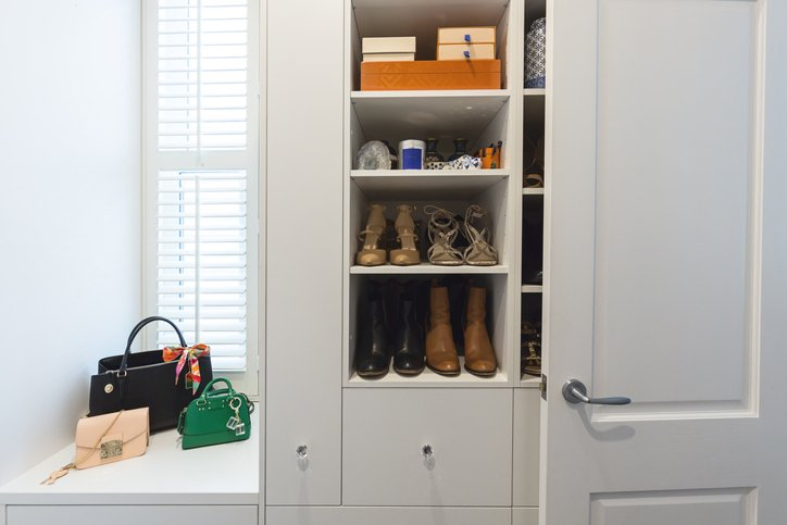 Custom Built-ins - One Easy Way to Organize Your Home