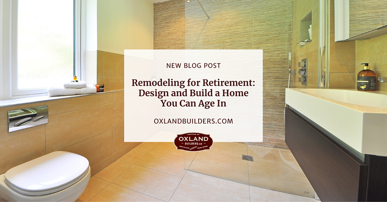Remodeling for Retirement: Design and Build a Home You Can Age In