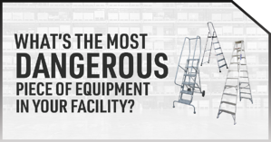 Ladder Safety: Can Your Business Afford a Lawsuit or OSHA Citation?