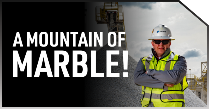 How Imerys Processes 1.5 Million Pounds of Marble Yearly With Toyota Forklifts
