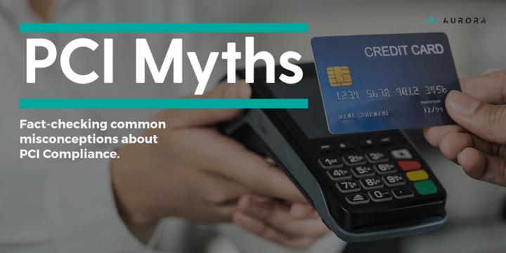 PCI Myths