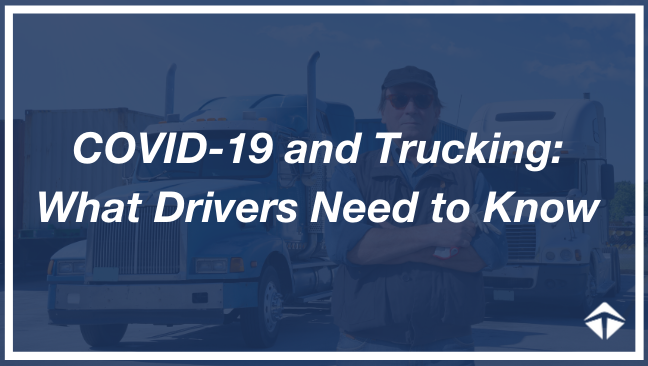 Keeping Truck Drivers Safe: Free COVID-19 Training Video